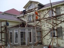 Фасадные работы. Промышленный альпинизм