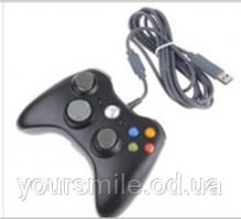 Джойстик проводной USB DJ-360 Microsoft Xbox 360 Controller for Windows