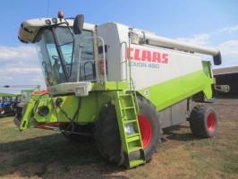 Комбайн зерноуборочный CLAAS LEXION-480 б/у 2003 г.в.