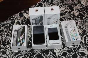 iPhone 4s 16gb Черный/Белый