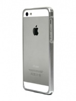 Бампер Alloy X для iPhone 5, Silver