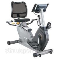 Горизонтальный велотренажер для дома Sportop B1100 + Бесплатная доставка по Украине!