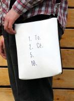 Прикольная сумка через плечо «То сё»