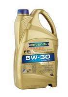 Моторное масло RAVENOL FEL SAE 5W-30 (канистра 4 л)