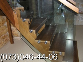 заказать деревянную лестницу