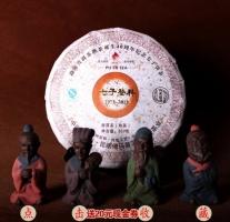 Китайский Чай Шу ПУЭР Старый Командир