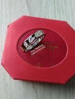 Женское кольцо Картьер 18р.с 1 цирконием серебро