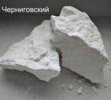 Мел природный Черниговский комовый 2кг.