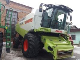 Claas Lexion 600 (Клас Лексион 600 ) зерноуборочный комбайн