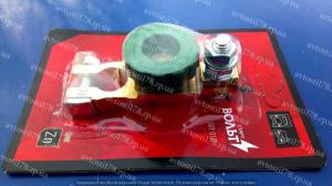 Клемма АКБ с выключателем массы (минусовая) цинк до 50мм (1 шт) СТАРТВОЛЬТ