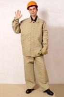 Брезентовый костюм (плотностью 480 г/м2)