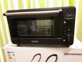 Мини печь-духовка настольная 13 л Quigg MD16313 (Германия)