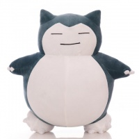 Покемон Снорлакс (snorlax) плюшевая игрушка, 50 см