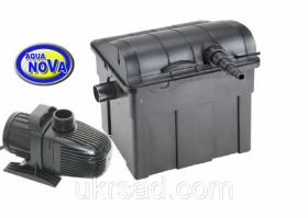 Фильтровальный комплект для пруда AquaNova 7500