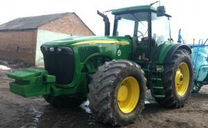 Трактор John Deere 8520 (Джон Дир 8520)