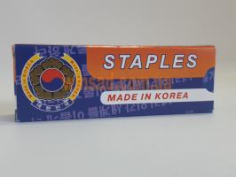 Корейская скоба для степлера подвязочного. 604С ( 10000 шт ) Tapetool. Южная Корея.