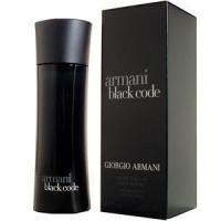 Мужская туалетная вода Armani Black Code Men EDT 125 ml