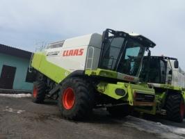 Claas Lexion 580 (Клас Лексион 580) зерноуборочный комбайн