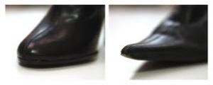 Перетяжка носков (зимняя обувь)