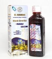 Масло черного тмина «Королевское» Аль-Хавадж 250 мл.