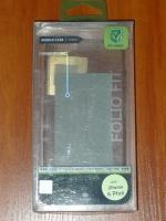 Чехол бампер GlobalCase Extra Slim для iPhone 6 Plus (TPU, темный)