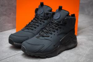 Зимние ботинки в стиле Nike Air, серые (30294),  [  41 42 43 44  ]