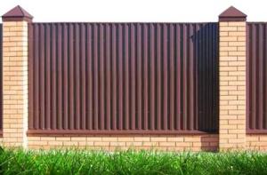 Профнастил стеновой (заборный) от производителя купить Кривой рог.