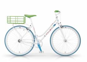 Велосипед женский городской из Италии PRISMA MBM