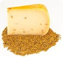 Козий сыр с пажитником