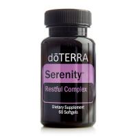 Serenity™ Restful Complex Softgels / БАД «Безмятежность»