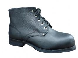 Ботинки юфтевые