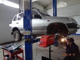 Проточка тормозных дисков на автомобиле