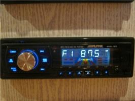 Автомагнитола MP3 Alpine (Китай) 1075