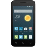 Alcatel PIXI 4009D Metallic Silver