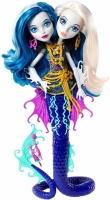 Monster High Great Scarrier Reef Peri & Pearl Serpintine Doll Пери и Перл Великий Скарьерный Риф