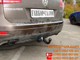 Тягово-сцепное устройство (фаркоп) Volkswagen Touareg (2002-2018)