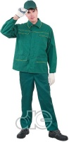 Куртка Профессионал (зелёная)