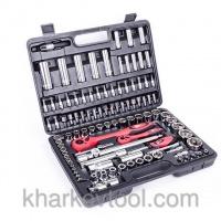 Профессиональный набор инструментов Intertool ET-6108