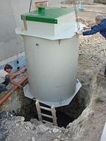 Станция очистки бытовых сточных вод «OA3ИC»