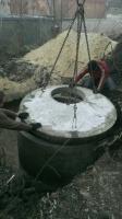 Септик из бетонных колец под ключ Киев и Киевская область