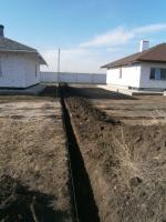 Рытьё траншей вручную в Днепропетровске