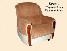 Кресло к дивану Кристалл