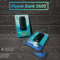 Power bank Smart 5600 Black
