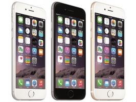 iPhone 6 (1sim), емкостный экран 4,7«, 2 ядра, WiFi, Android 4.0.3 - Черный, Серебро, Золотой