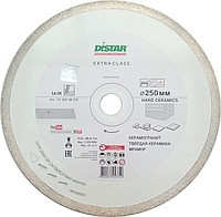 Диск алмазный Distar для плиткореза 250мм х 25,4мм Hard ceramics