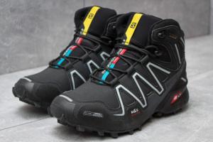 Зимние ботинки Salomon Speedcross 3 M&S Contagrip, черные (30185),  [  41 43 44  ]