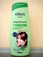 Шампунь Elkos 7 Трав & Витамины 500 мл