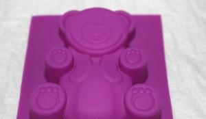 Форма для мыла «Барни»!