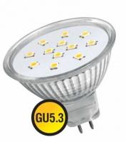 лампа світлодіодна GU-5.3 BT-541, BT-542 4W (2700К, 4100К) матов