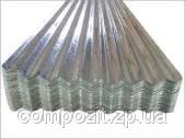 Профнастил стеновой С-10 оцинкованная сталь 0,4 мм